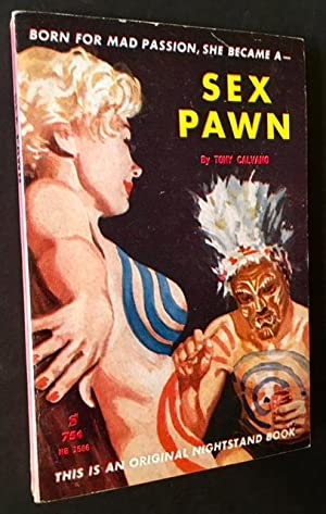 Sex Pawn: Tony Calvano