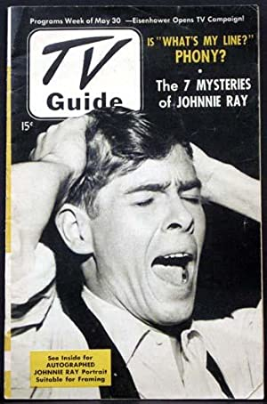 TV Guide (May 30th, 1952)