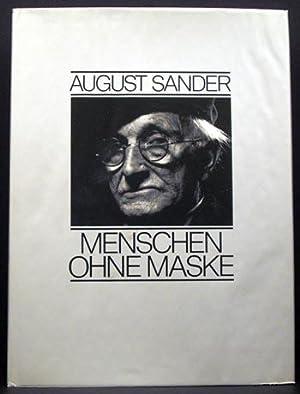 Menschen Ohne Maske: August Sander