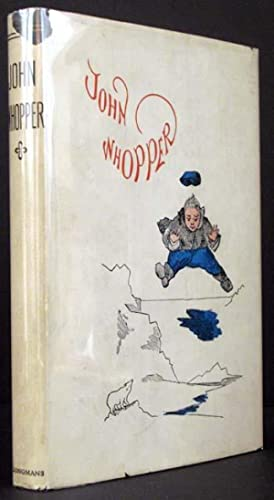 John Whopper the Newsboy