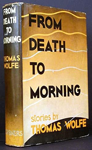 From Death to Morning: Thomas Wolfe