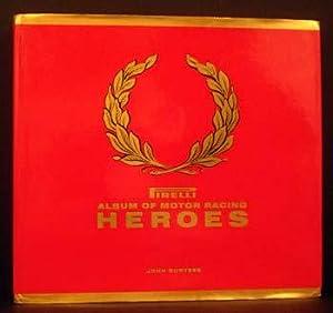 Firelli: Album of Motor Racing Heroes: John Surtees