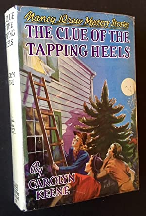 The Clue of the Tapping Heels: Carolyn Keene (Mildred