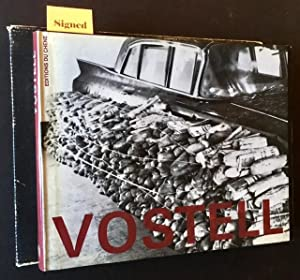 Vostell: Environments/Happenings 1958-1974 (With a Signed Serigraph)
