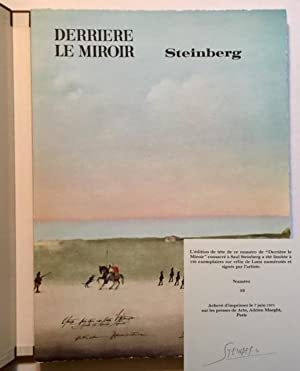 Steinberg (Derriere Le Miroir -- The Signed/Limited Edition)