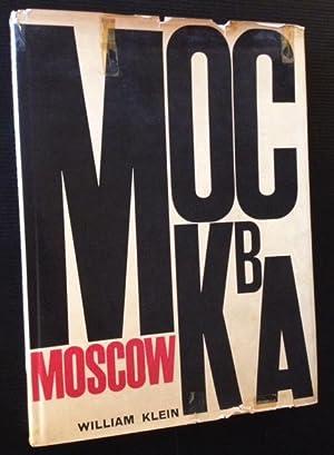 Moscow (Mockba): William Klein