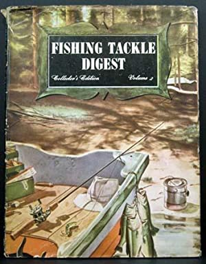 Fishing Tackle Digest (2nd Annual [1949] edition): Frank R. Steel,
