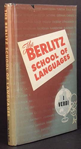 The Berlitz School of Languages (Italian Verb Drill): M.D. Berlitz