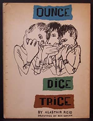 Ounce Dice Trice (Review Copy): Alastair Reid