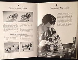 Spencer Scientific Instruments
