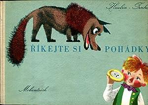 Rikejte Si Pohadky: Frantisek Hrubin