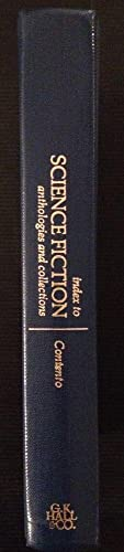 Index To Science Fiction Anthologies and Collections: William Contento