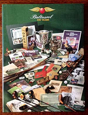 Baltusrol 100 Years: The Centennial History of Baltusrol Golf Club: Robert S. Trebus and Richard C....