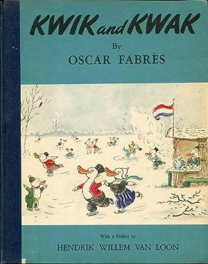 Kwik and Kwak: Oscar Fabres