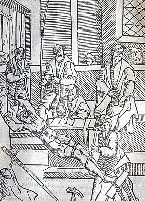 Praxis rerum criminalium, elegantissimis iconibus ad materiam: DAMHOUDER JOOS
