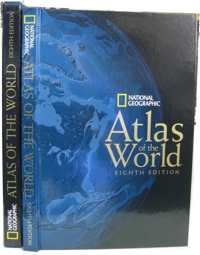 National geographic atlas of the world eighth edition by fahey john national geographic atlas of the world eighth edition fahey gumiabroncs Choice Image