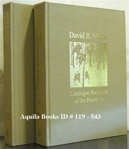 David B. Milne. Catalogue Raisonne of the Paintings. 2 Volumes. Volume 1: 1882-1928. Volume 2: 1929...