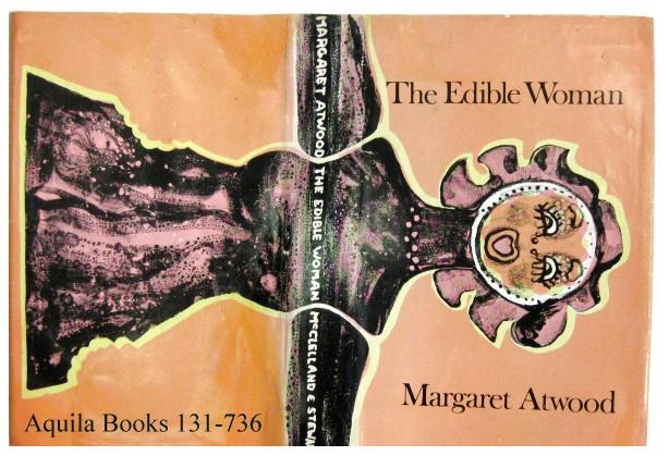 margaret atwood first edition abebooks