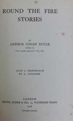 Round the Fire Stories: Doyle, Arthur Conan