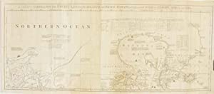 A Chart of North and South America, Including the Atlantic and Pacific Oceans, with the Nearest C...