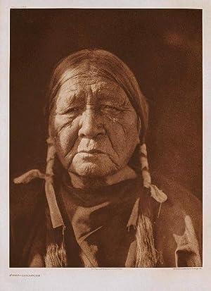 Uwat Comanche: Curtis, Edward S.