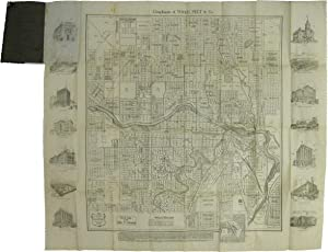 Street Map of the City of Calgary 1913