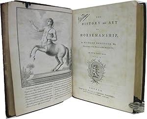 The History and Art of Horsemanship: Berenger, Richard