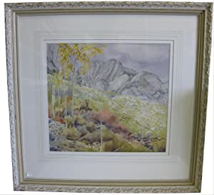 Mountain Sheep in the Rockies: Phillips, Walter J