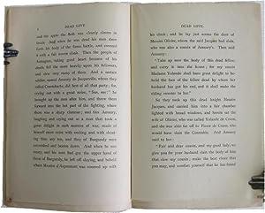 Dead Love [Thomas J. Wise Forgery]: Wise, Thomas J.] Swinburne, Algernon C.