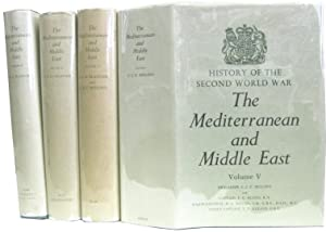 The Mediterranean and the Middle East V1: Playfair, I.S.O. and