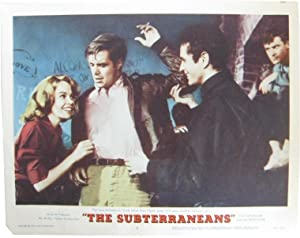 The Subterraneans - Film Adaptation of Jack Kerouac's Novel. Movie Poster Plus Lobby Cards.: ...
