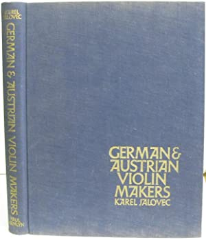 German and Austrian Violin-Makers: Jalovec, Karel [Translated