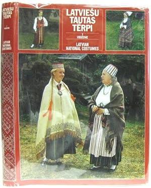 Latviesu Tautas Terpi. I. Vidzeme. Latvian National: Latvijas Vestures Muzejs
