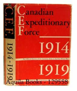 Canadian Expeditionary Force 1914-1919 : The Official History of the Canadian Army in the First ...