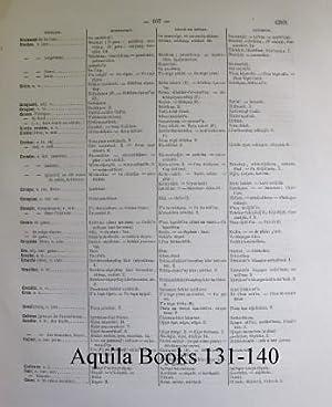 Dictionnaire de la Langue Dene-Dindjie. Dialectes Montagnais Ou Chippewayan, Peaux de Lievre et ...