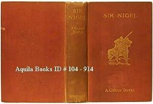 Sir Nigel: Doyle, Arthur Conan