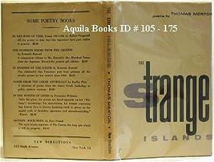 The Strange Islands Poems by Thomas Merton: Merton, Thomas