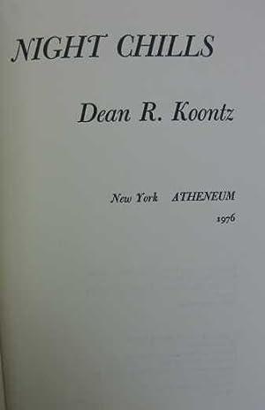 Night Chills: Koontz, Dean R.