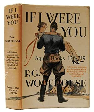 If I Were You: Wodehouse, P. G.