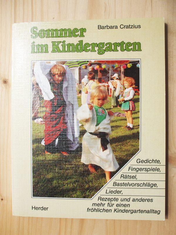 Sommer Im Kindergarten