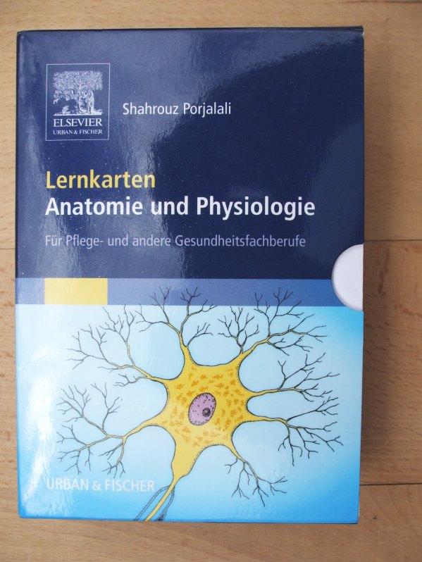 Anatomie Physiologie Lernkarten Pflege - AbeBooks