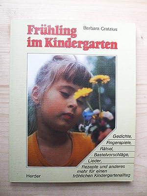Barbara Cratzius Fruehling Im Kindergarten Zvab