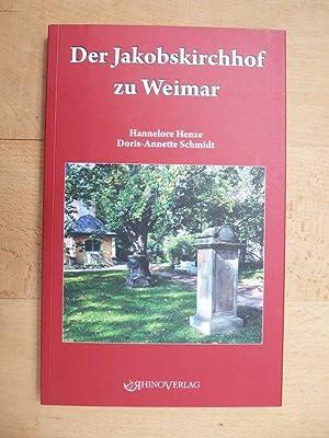 Der Jakobskirchhof zu Weimar: Henze, Hannelore