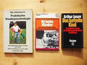 Drei Bücher: 1. Praktische Kinderpsychologie : eine: Kohnstamm, Rita ;