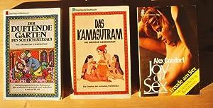 Drei Bücher: 1. Der duftende Garten des: diverse Autoren ;