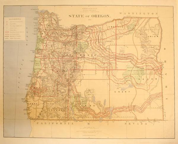 State of Oregon: C. Roeser