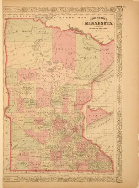 Johnson's Minnesota: A. J. Johnson