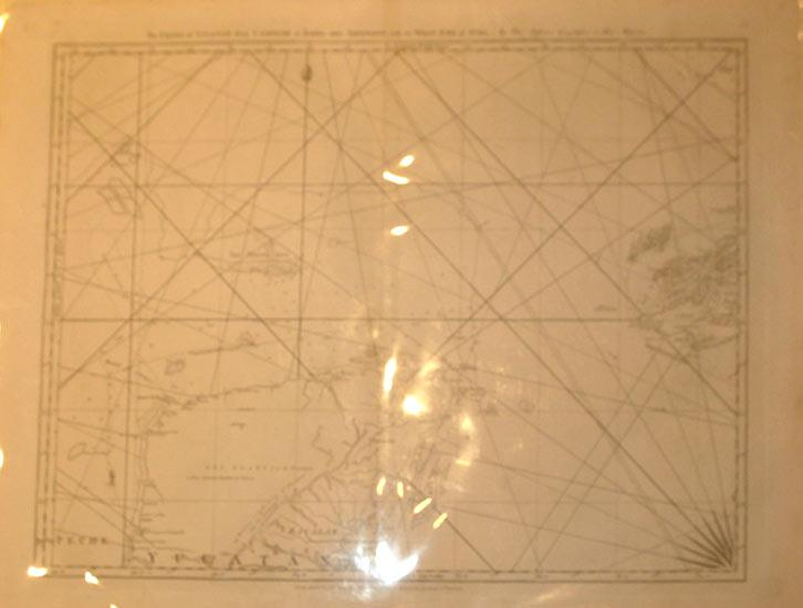 The Coast of Yucatan from Campeche to Bahia del Ascensin; with the West End of Cuba, By Thos. ...