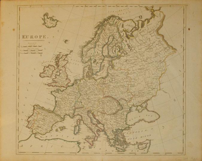 Europe: Mathew Carey