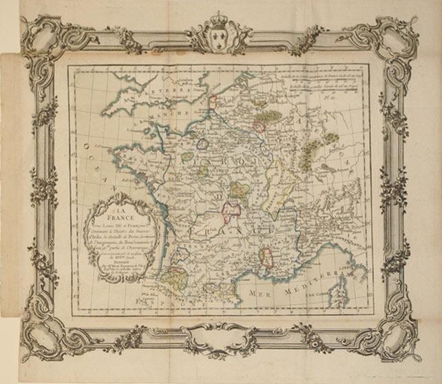 La France sous Louis XII et Francois Ier Contenant le Theatre des Guerres d'Italie, la Bataille...
